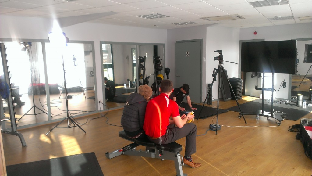 exercise-filming
