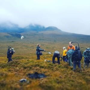 filming in scotland
